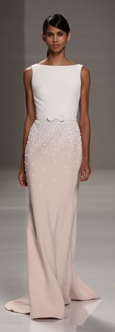 Georges Hobeika Spring-Summer Haute Couture Collection - Share The Looks Style Couture, Couture Fashion, Runway Fashion, Couture 2015, Fashion Glamour, Punk Fashion, Lolita Fashion, Diy Fashion, Fashion Ideas