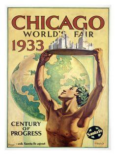 World's Fair, Chicago, c.1933