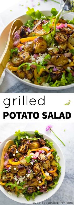 ... Summer Salads on Pinterest | Potato Salad, Salads and Chicken Salads