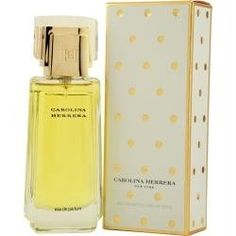 Herrera Eau De Parfum Spray - Herrera By Carolina Herrera Eau De Parfum Spray 3.4 Oz For Women. Please refer to the title for the exact description of the item. All of the products showcased throughout are 100% Original Brand Names. High quality items at low prices to our valued customers. 100% Satisfaction Guaranteed.
