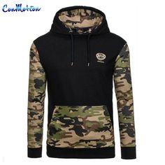135376b302678 Cheap brand hoodie men, Buy Quality hoodies men directly from China hoodies  men brand Suppliers: Hoodies Men 2018 Brand Male Long Sleeve Hoodie  Camouflage ...