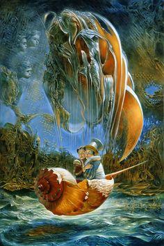Михаил Хохлачев(Michael Cheval)... | Kai Fine Art