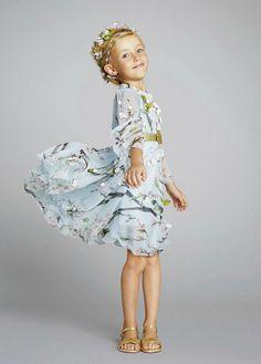 Dolce & Gabbana Junior SS14