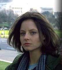 Jodie Foster - Artist Unknown