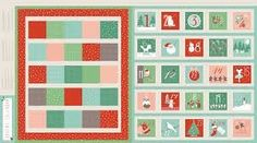 Advent Calendar Workshop - 6th September / 10th September. Julie will be running this workshop in which you can produce a stunning advent calendar.  The fabric and panel is included in the price of £25.00  Runs from 10.00am to 4.00pm