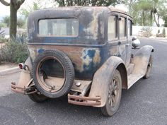 Still For Sale: 1929 Nash Standard Six