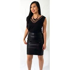 We, as a brand, offer a passionate drive to exceed customer expectations. We are committed to satisfying customers through carefully curating the latest fashion Latest Fashion Trends, Leather Skirt, Fashion Outfits, Clothes For Women, Skirts, Shopping, Outerwear Women, Leather Skirts, Skirt