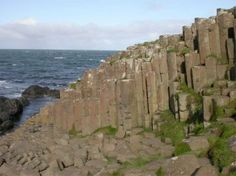 Giants Causeway, Northern Island, one of the great wonders of the world.