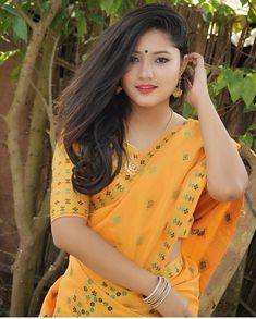 Beautiful Blonde Girl, Beautiful Girl Photo, Beautiful Girl Indian, Most Beautiful Indian Actress, Beautiful Saree, Cute Beauty, Beauty Full Girl, Beauty Women, Beautiful Heroine