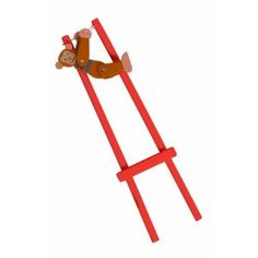 Monkey Acrobat Squeeze Toy: Amazon.co.uk: Toys & Games