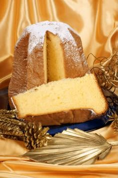 Foodie Friday: Celebrate Italian Style with Pandoro - Dessert Recipes, Desserts, Italian Style, Cookies, Christmas And New Year, Love Food, Cheesecake, Pandora, Sweets