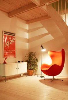 Egg Chair interior - Google Search