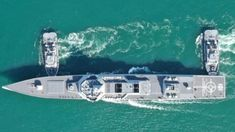 CHINA have unveiled their new deadly destroyer warship that can shoot down ballistic nuke missiles and satellites \- redefining water-based warfare and putting the US on high alert. Chinese aircraft carrier Liaoning was accompanied by the new state-of-the-art vessel, a Type 055 destroyer \- which discreetly made its world debut during a training exercise near Taiwan. HandoutThe unveiling of the Type 055 destroyer has shaken the US amid rising tensions[/caption] Despite being substantially… Norway News, Aircraft Carrier, Warfare, Taiwan, Caption, Chinese, Training, Exercise, Type