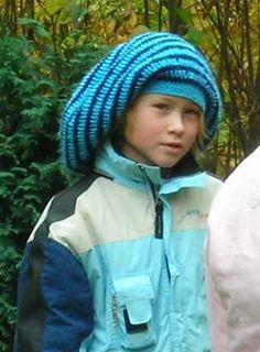 čepice pro skřítka / hat for elf
