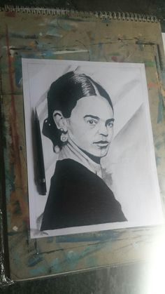 #drawings  #fridakahlo #fridakahlo 《《Dibujos Y.K.A  Art 》》 Artist Yeferson  Anderson ( #boligrafo  #bic  #draw  #drawings #pencil #retratos #Artes ##artist  #bellaarte  #like4like  #imagination #ilustracion #photoshot #realismo  #prismacolor  #3d #boligrafo  #bich  #tattoos #tatuajes #style #oleo  #paint  #painting #pinceles #paint #painting #pintura #retratosc