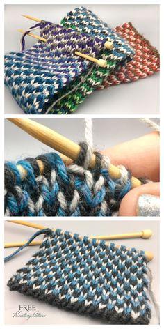 Knitting Stiches, Knitting Patterns Free, Knitting Yarn, Knit Patterns, Free Knitting, Sewing Patterns, Knit Stitches, Yarn Projects, Knitting Projects
