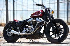 Harley-Davidson 1340 FXRS 1989 www.jeromericoul.com