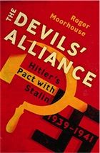 The devil's pact  23 August 1939, Hitler's Germany and Stalin's Russia stunned the world by announcing that they had concluded a non-aggression pact, committing themselves not to aid each other's enemies or to engage in hostile acts against one another.