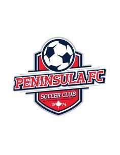 Sports team logo design 50 soccer logo ideas to celebrate th Soccer Logo, Soccer Teams, Youth Soccer, Soccer Kits, Soccer Ball, Team Logo Design, Tee Design, Sports Team Logos, Sports Brands