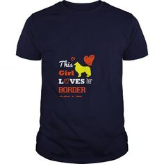 Cool This girl  border collie TShirts and Hooodie Shirts & Tees