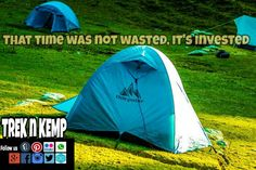 TREK n KEMP Best deals to Untouched Places !!  *Services* :- Corporate Adventure Groups Leisure Tours School Adventure Groups Individuals Tours Unexplored places All India and Abroad  *Adventure Activities* : Zip-Line/Flying Fox River Rafting Paragliding Climbing & Rappelling Valley Crossing Burma Bridge Water Sports Hiking, Trekking, Camping  MindGames  Team Building Activities Group Building Activities etc    *Follow us* :- www.facebook.com/TREKnKEMP/ www.instagram.com/trek_n_kemp/