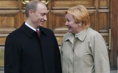 Vladimir Putin's divorce from Lyudmila Putina finalized