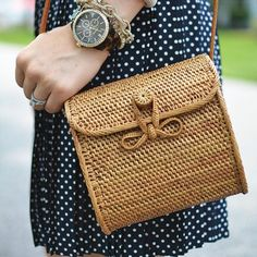 Sweetgrass Crossbody Bag #Anthropologie #MyAnthroPhoto