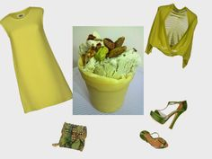 Italian Food and Style: Verde pistacchio