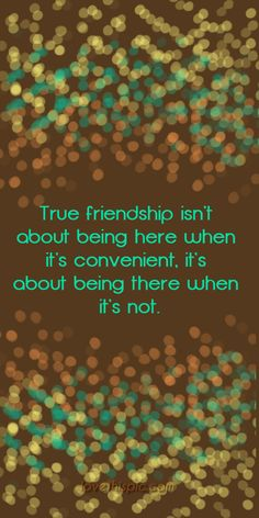 True friendship My daughter is in the hospital in a coma. Yep. I am finding out who those true friends are.