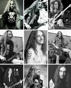 ~Cliff~ amazing bassist never forgotten.