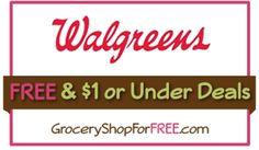Buena Ofertas En Walgreens Esta Semana!!