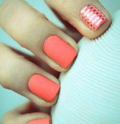 🍑 Peach  🌴💅 #TheOasisNails #VictoriaBC #YYJ  #VictoriaNails #VictoriaBCNails #YYJnails