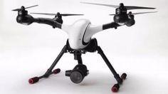 Futuristic Drone, Walkera Voyager 4: 16x Superzoom Camera Drone