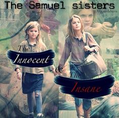 #Divas #MikaSamuels #LizzieSamuels