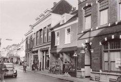 Voorstraat 1962 ter hoogt van de Kluis