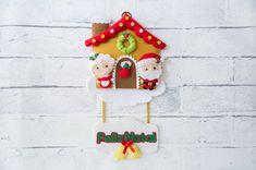 Artesanato de Natal em Feltro - Aulas Disponíveis