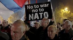 Out of NATO? Thousands call for membership referendum in Montenegro, opposition says — RT News