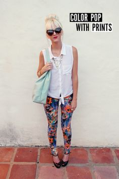 Cute outfit, but I don't know if I could rock the pants