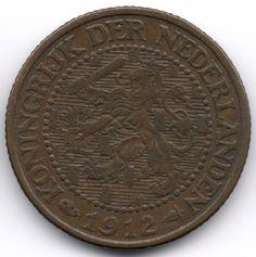 Netherlands 2 1/2 Cent 1912 Veiling in de Nederland,Europa (niet of voor €),Munten,Munten & Banknota's Categorie op eBid België
