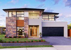 83 best House Exteriors images on Pinterest   Modern homes ...