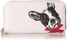 Marlyni Wallet, Dusky Pink, One Size #fashion