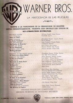 Paramount Pictures de Puerto Rico anuncia sus películas en estreno para el año 1948   Historia y Genealogia PR