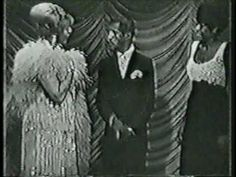 This is fantastic!  The Andrews Sisters and The Supremes sing each others' hits. Completely love it!