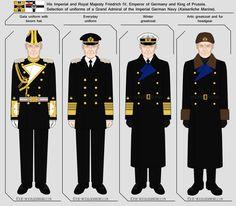 Kaiserliche Marine - Grand Admiral by Cid-Vicious Alternate history
