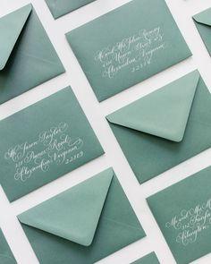158 Best Wedding Envelopes Images In 2020 Wedding Envelopes