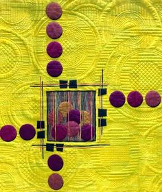 Images Of Quilts With Circles I Love Circles Stitching Saturated Colour Quilts I Love This Quilts With Applique Circles Quilt Circle Patterns