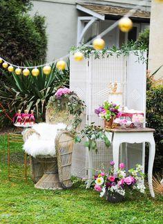Boho Bridal Shower   Rue