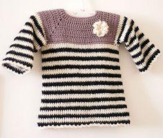 Instant download  Dress Crochet PATTERN pdf file by monpetitviolon, $4.99