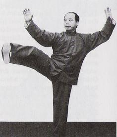 Chu King Hung | Original yang style Tai Chi Chuan
