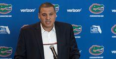 LOOK: Jim McElwain introduces new Florida assistants